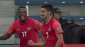 Canadá se impuso por 1-4 ante Haití y se clasificó para cuartos de final. GoldCup