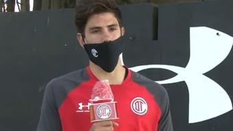 Haret Ortega, la perla de Toluca que quiere debutar con México. YouTube/TJSports