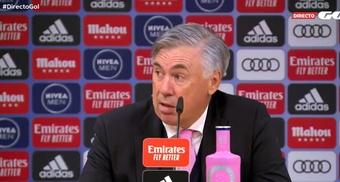 Ancelotti reflexionó sobre el adiós de Koeman. Captura/GOL