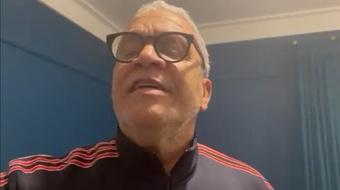 Hélio dos Anjos volvió al mismo equipo al mes tras dimitir. Captura/nauticope