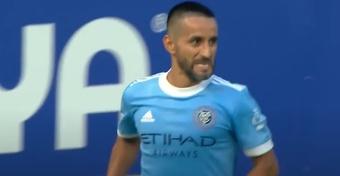 El New York City humilló a Orlando. Captura/MLS