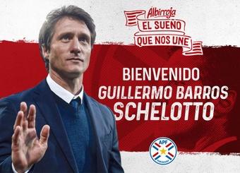 OFICIAL: Schelotto, nuevo seleccionador de Paraguay