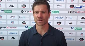 Xabi Alonso dio por válido el empate ante el Lugo. Youtube/RealSociedadTV
