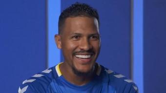Rondón aseguró que la mejor arepa es la venezolana. Twitter/EvertonESP