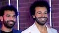 Salah se quedó loco al verse a sí mismo convertido en figura de cera. Twitter/MadameTussauds