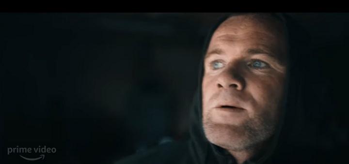 Documentário sobre Rooney.YouTube/AmazonPrimeVideoSport