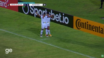 Sport Recife cae ante un Cuarta y Botafogo golea sin piedad. Captura/GloboEsporte