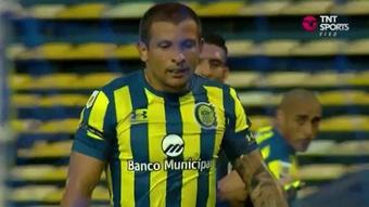 La pelea entre Vecchio y Merlos por dinero que provocó memes en Argentina. Captura/TNTSports