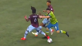 ¿Joao Paulo o Diego Maradona? ¡El golazo de la jornada en la MLS! Twitter/MLS