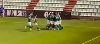El Mérida perdió 0-2 ante el Moralo. Twitter/MORALO_CP
