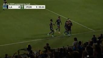 LA Galaxy y New York City tiran de poderío ofensivo para golear sin miramientos. Twitter/MLS