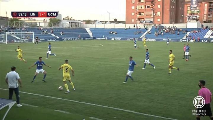 El UCAM Murcia selló su segunda victoria seguida con una remontada. Captura/Footters