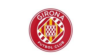 El Girona presentó su nuevo escudo... ¡sin su característica corona! Twitter/GironaFC