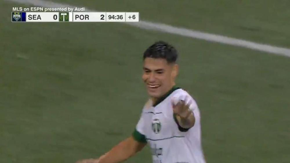 El líder del Oeste cede terreno y Vancouver sueña con el 'play off'. Twitter/MLS