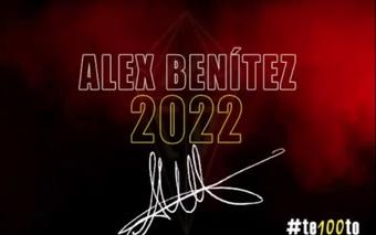El CD Mensajero refuerza su plantilla con la llegada de Álex Benítez. Captura/CDMensajero