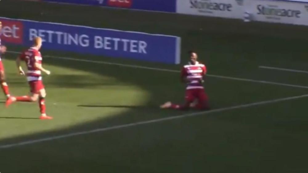 Madger Gomes va a gol por jornada. SkyBetLeagueOne