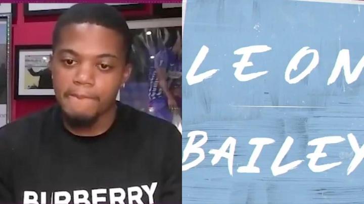 Leon Bailey ya es del Aston Villa. Capturas/AstonVilla