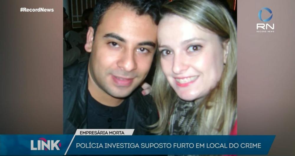 Ceschini fue imputado por el asesinato a su mujer Érica. Captura/RecordNews