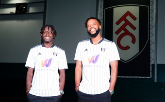 Chalobah et Quina rejoignent Fulham. FulhamFC