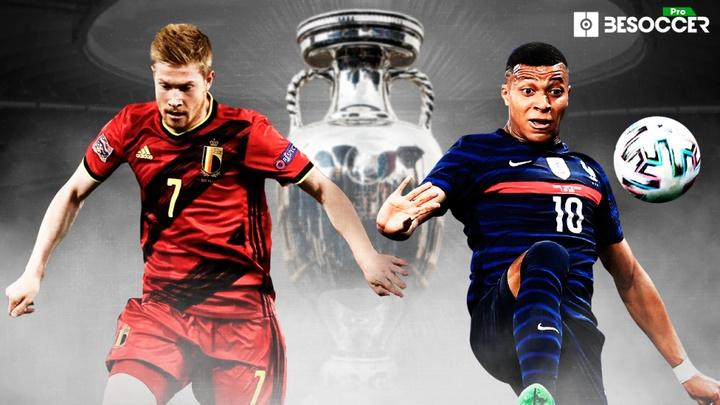 Eurocopa 2021: todos los 'MVP' de cada partido. BeSoccer Pro