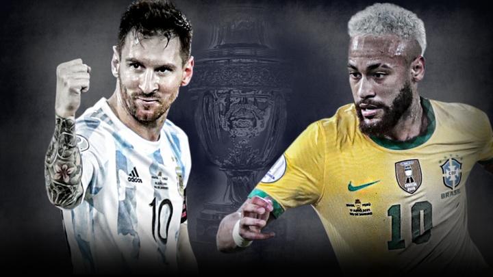 Todos los 'MVP' de la Copa América 2021. BeSoccer Pro