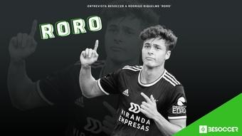 Rodrigo Riquelme atendió a BeSoccer. BeSoccer