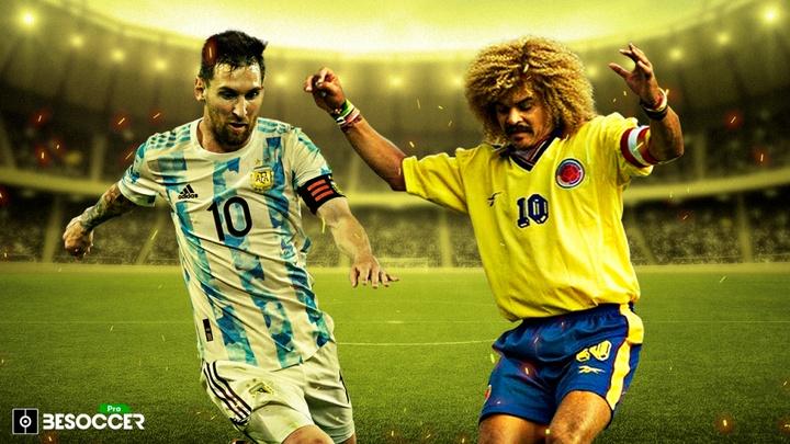 Los jugadores con más partidos jugados en la Copa América. BeSoccer Pro