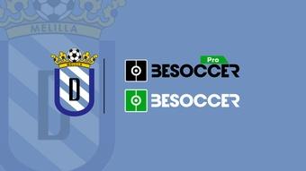 BeSoccer y BeSoccer Pro se alían con la UD Melilla. BeSoccer