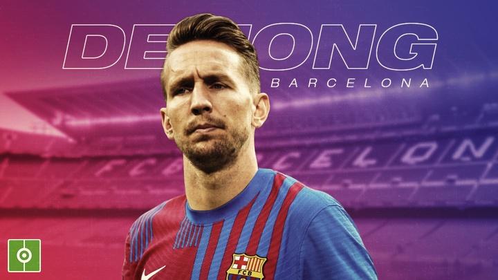 OFFICIEL : Luuk de Jong rejoint le FC Barcelone. BeSoccer