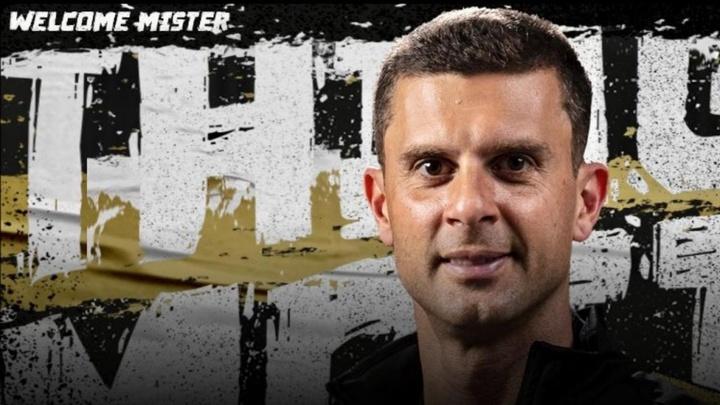 Thiago Motta, nouvel entraîneur de Spezia. ACSpezia