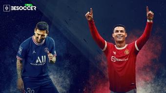 ¿Quién lleva más dobletes: Cristiano o Messi? BeSoccer Pro