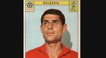 Une légende du football bulgare nous quitte.
