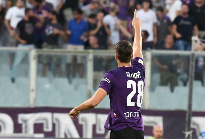 La Juventus pourrait inclure des joueurs dans l'opération Vlahovic. ACFFiorentina