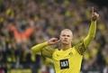Lehmann se deshizo en elogios sobre Haaland. AFP