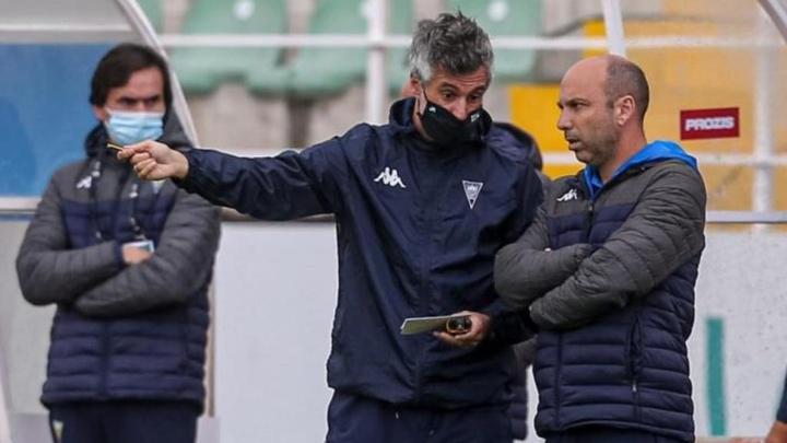 Sabor español y 'jogo bonito' en el ascenso del Estoril. EFE/EstorilPraiaSAD
