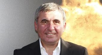 Hagi y Marica fusionan el Viitorul con el Farul con Popescu de presidente. AFP