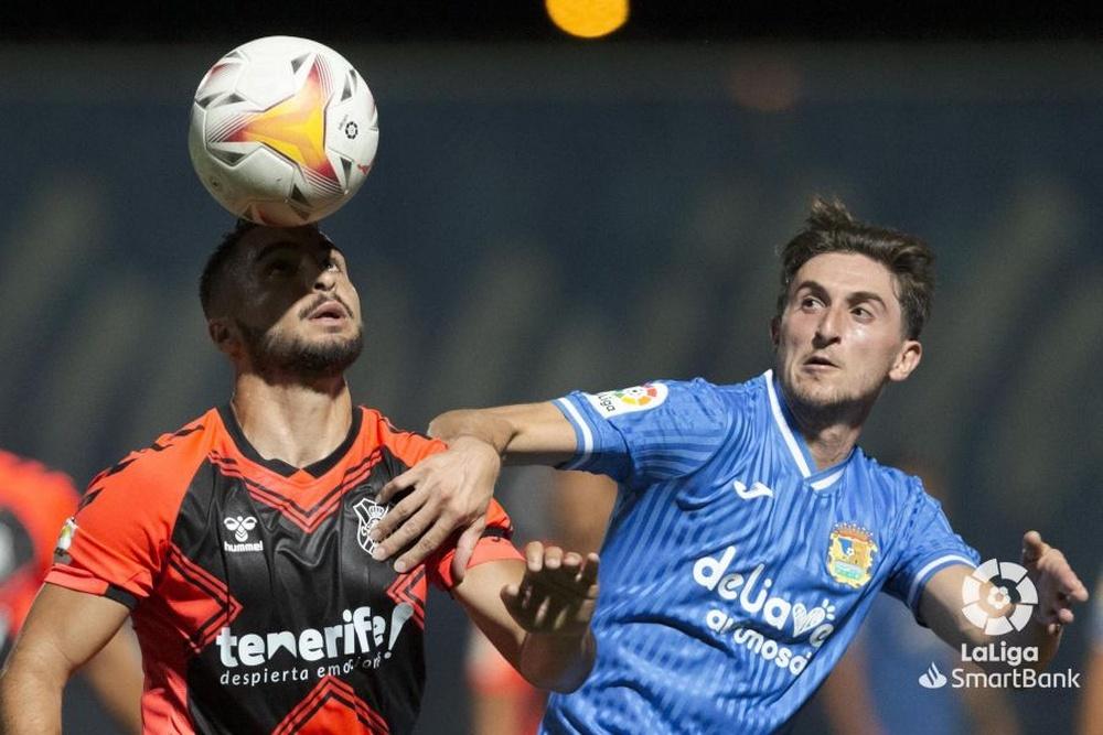 El Fuenlabrada y el Tenerife se enfrentaron en la primera jornada de Segunda. LaLiga