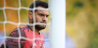 La Serie A podría acoger al argentino Romero. EFE