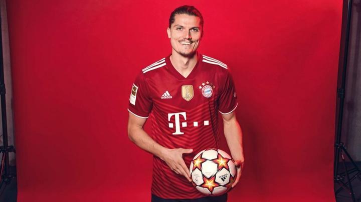 OFFICIEL : Marcel Sabitzer rejoint le Bayern Munich. FCBayern