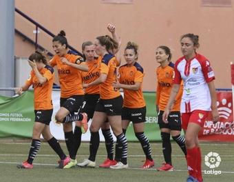 El Valencia venció por la mínima en Badajoz. LaLiga