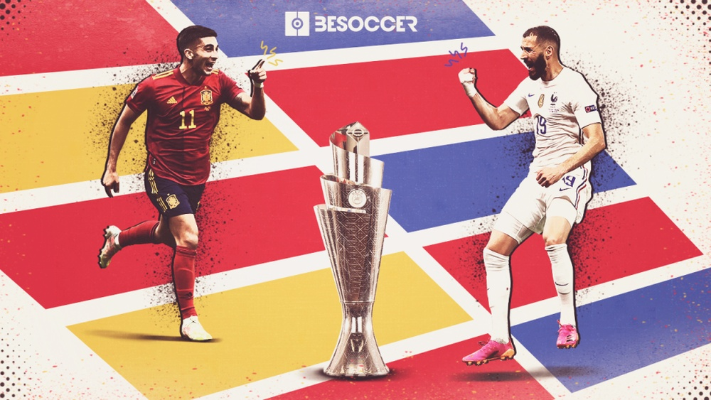 Compos probables : Espagne-France. BeSoccer
