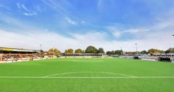 Le match entre Bromley et Chorley ne se jouera pas. BromleyFC