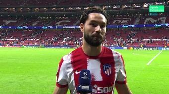 Felipe analizó la derrota de su equipo. Captura/MovistarLigadeCampeones