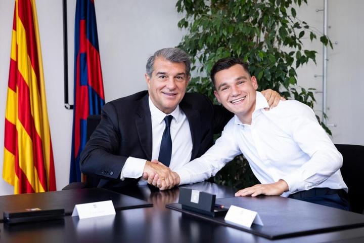 La traición de Ferran Jutglà: de capitán del Espanyol B... ¡al filial del Barça! FCBarcelona