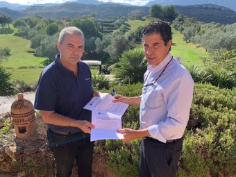 Andalucía Essence, nuevo patrocinador del BeSoccer CD UMA Antequera. BeSoccerCDUMAAntequera