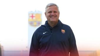 Finalmente, Albert Capellas será el entrenador interino del Barça B. FCBarcelona