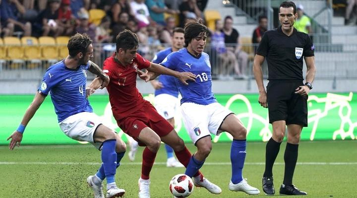 Trincao convoqué avec la sélection du Portugal. AFP