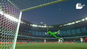 Gol bellissimo di Shaqiei. BeMad