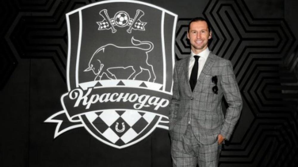 Krychowiak, al Krasnodar. FCKrasnodar