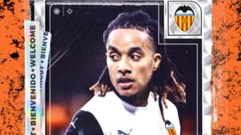 Helder Costa es la última incorporación del Valencia. Captura/ValenciaCF